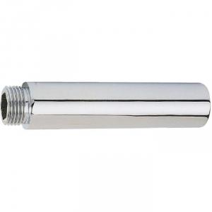 """Rallonge laiton chromé droit à visser - M 1/2"""" - F 1/2"""" - 100 mm - Watts industries"""