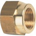 Raccord laiton hexagonal réduit à visser - F 1'1/4 à visser - F 3/4' - Comap