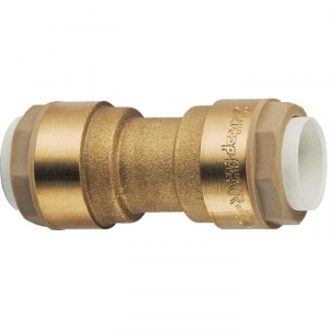 Raccord laiton droit à emboîtement - Ø 28 mm - Itap-Fit - Itap
