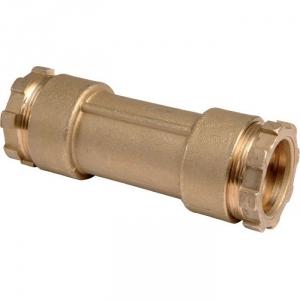Raccord PE de réparation droit à serrage - Ø 40 mm - Rexuo - Huot