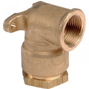 "Applique PE à serrage - F 1/2"" - Ø 25 mm - Rexuo - Huot"