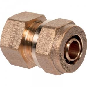 "Raccord PER droit à compression - F 1/2"" - Ø 20 mm - Comap"