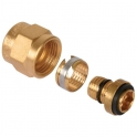 """Raccord PER droit à serrage - F 3/4"""" - Ø 25 mm - Retigripp - Watts industries"""