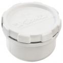 Bouchon de visite PVC blanc - Ø 40 mm - Nicoll