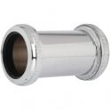 Douille de raccordement grise droite à serrage - Ø 40 mm - Valentin