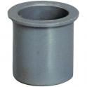 """Douille PVC droite - Pour écrou laiton 1""""1/2 - Ø 40 mm - Girpi"""
