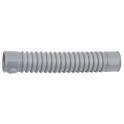 Raccord PVC gris souple - Femelle Ø 50 mm - Spécial rénovation - Nicoll