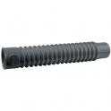Raccord PVC gris souple - Mâle / femelle Ø 40 mm - Spécial rénovation - Nicoll