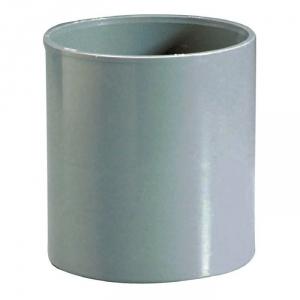 Raccord PVC gris - Femelle Ø 50 mm - Girpi