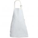 Tablier de soudeur en cuir blanc - Coverguard
