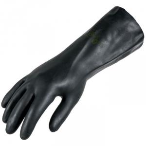 Gant néoprène noir - La paire - Taille 7 - Eurotechnique