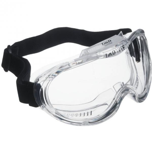 Masque anti-buée incolore - Kemilux - Lux optical