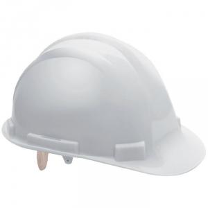Casque de chantier blanc - Pacific - Earline
