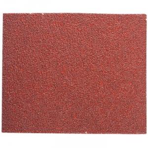 Feuille abrasive - 114 x 140 mm - Grain 80 - Lot de 10 - Makita
