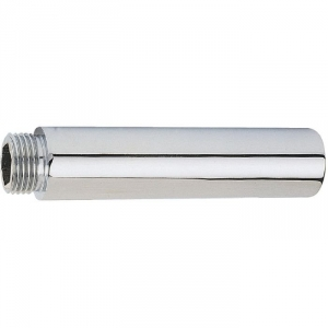 """Rallonge laiton chromé droit à visser - M 1/2"""" - F 1/2"""" - 25 mm - Thermador"""