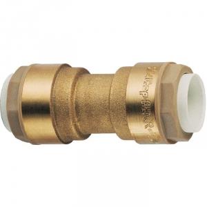Raccord laiton droit à emboîtement - Ø 14 mm - Itap-Fit - Itap