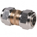 Raccord laiton droit à serrage - Femelle - Ø 12 mm - Rapido - Sélection Cazabox