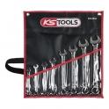 Jeu de 8 clés mixtes - KS Tools