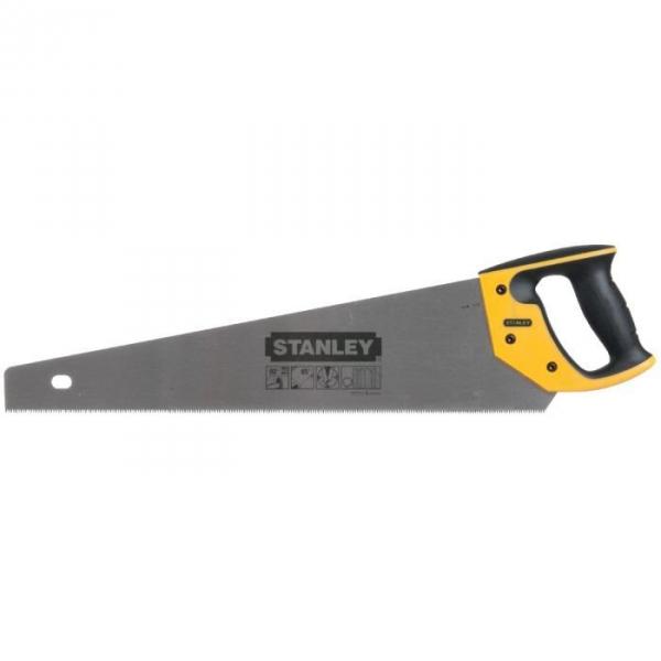 Scie égoine coupe fine - 50 cm - Jet Cut - Stanley
