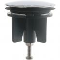 Clapet de vidage pour Baignoire Ø 45 mm - Hauteur 35 à 54 mm - Nicoll