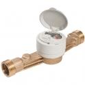 Compteur d'eau première prise - M 1'1/2 - 6 m³/h - Diehl Metering