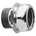 Nez de jonction cuvette - Goulotte Ø 50 à 52 mm - Tube Ø 28 mm - Presto 1000 - Presto