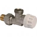 """Robinet de radiateur équerre inversé thermostatique - M 1/2"""" - M22 - Senso - Comap"""