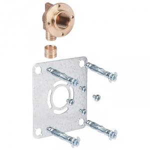 "Sortie de cloison simple à sertir - PER Ø 12 mm - F 1/2"" - Robifix - Watts industries"
