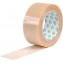 Ruban adhésif PVC incolore - Rouleau de 100 m x 50 mm - Antalis