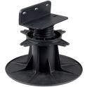 Plot réglable pour terrasse - 105 à 170 mm - Verindal +