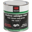 Graisse calcique rose - 600 g - Geb
