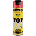 Marqueur aérosole rouge - 650 ml - Top - Rocol