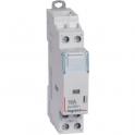 Contacteur de puissance bipolaire - Contact 2 F - 1 module - Legrand