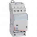 Contacteur de puissance tétrapolaire - Contact 4 F - 2 modules - Legrand