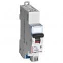 Disjoncteur DNX³ 4500 - 4,5 kA courbe D - 20 A - 1 module - Connexion vis / vis - Legrand