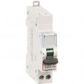 Disjoncteur DX³ 6000 - 10 kA courbe C - 20 A - 1 module - Connexion auto / vis - Legrand