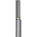 Paumelle à souder inox - 100 mm - Ø 16 mm - Soudaroc - Clemenson