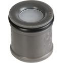 Clapet anti-retour gris - Ø 15 mm - Sélection Cazabox