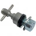 Kit de montage porte métallique simple - Pour poignée de tirage STG - Normbau