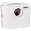 Broyeur sanitaire - 3 postes - 400 W - Sanibroyeur pro silence - SFA
