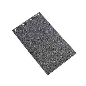 Patin rectangulaire en graphite - 111 x 173 mm - Makita