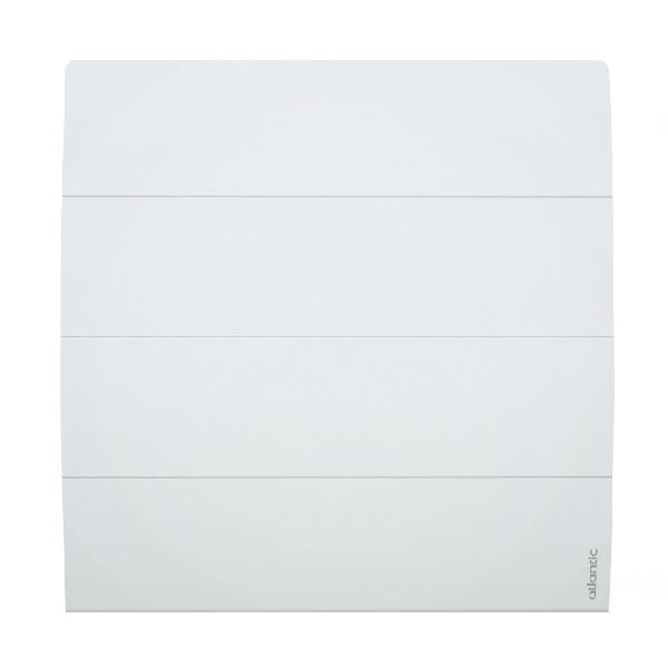 Radiateur à inertie sèche fonte - Horizontal - CALISSIA Connecté - 1250 W - Atlantic
