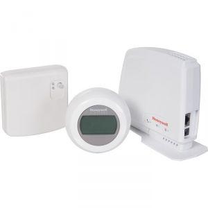 thermostat sans fil connect y87rf honeywell cazabox. Black Bedroom Furniture Sets. Home Design Ideas