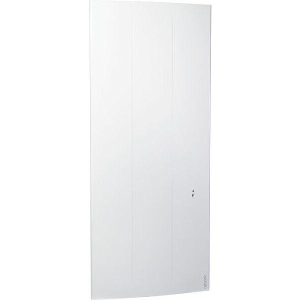 Radiateur à inertie sèche aluminium - Vertical - ONIRIS Connecté - 1500 W - Atlantic