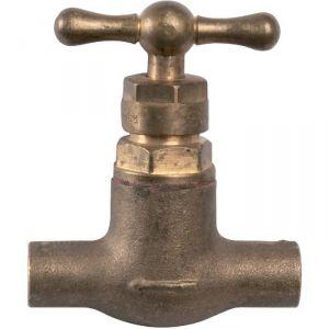 Robinet d'arrêt à souder - 18 mm - Watts industries