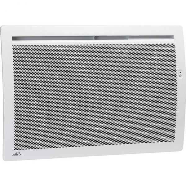 Radiateur électrique - panneau rayonnant - Horizontal - AIXANCE Intelligent Smart ECOcontrol® - 1000 W - Airelec