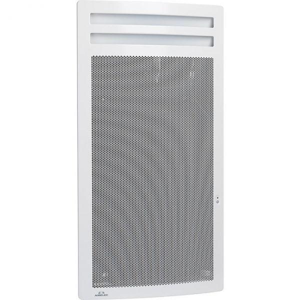 Radiateur électrique - panneau rayonnant - Vertical - AIXANCE Intelligent Smart ECOcontrol® - 1000 W - Airelec