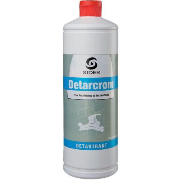 Détartrant - 1000 ml - Détarcrom - Lot de 12 - Sélection Cazabox