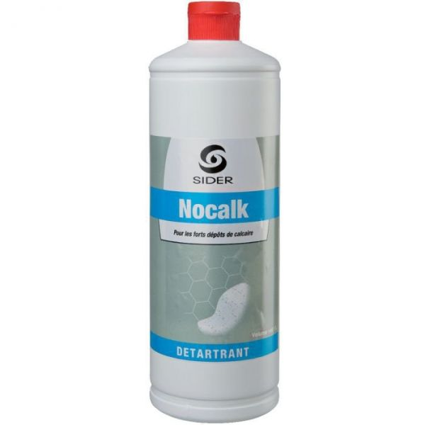 Détartrant - 1000 ml - Nocalk - Lot de 12 - Sélection Cazabox
