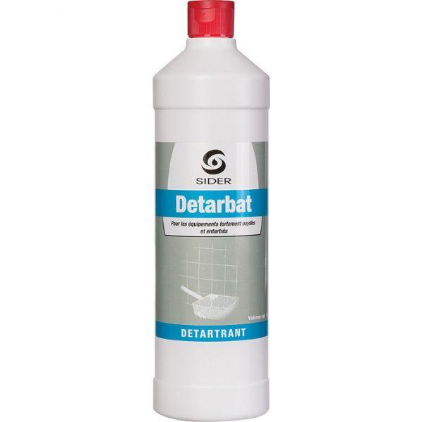 Détartrant - 1000 ml - Détarbat - Lot de 12 - Sélection Cazabox